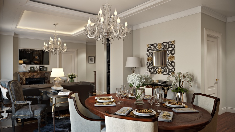 HOTEL NORTHLAND  |  LOMBARDI SIGNATURE SUITE |  INTERIOR DESIGN + 3D RENDERING