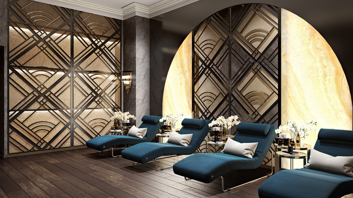 HOTEL RETLAW _ SPA RELAXATION LOUNGE