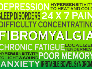 Let's Get Fibromyalgia Under Control !