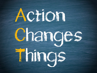 Health Change Requires You to Act !
