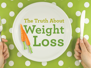 The Truth about Weight Loss Revealed !