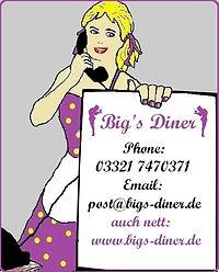 Big's Diner Telefon