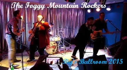 The Foggy Mountain Rockers
