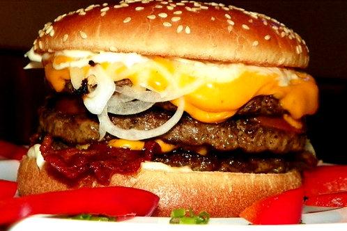 Burger-Brutzelpaket ( 8 Burger )