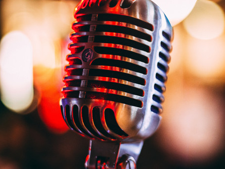 Unpolished and unpredictable: The Joy of Open Mics