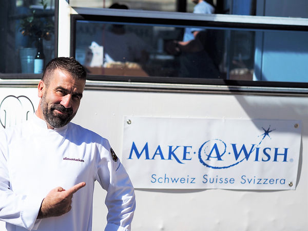 LePie | Philippe Ligron | Make-A-Wish