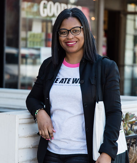 Tricia  Scruggs Founder of We Ate Well
