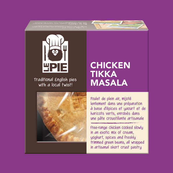 LePie Chicken Tikka Masala