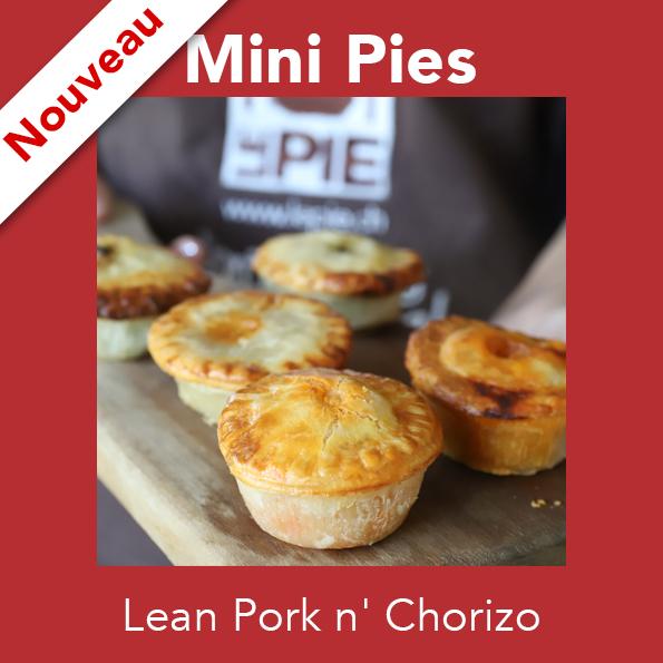 6 Mini Lean Pork n' Chorizo