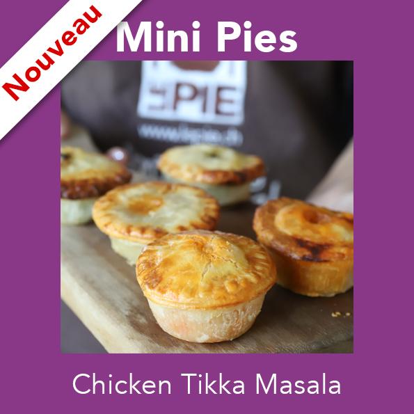 6 Mini Chicken Tikka Masala