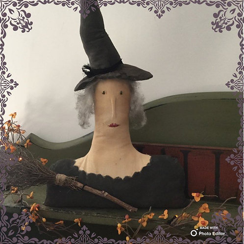 Witch Shelf Sitter