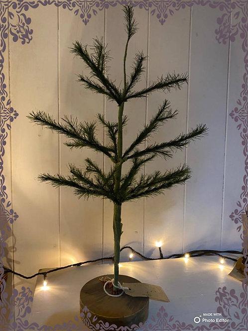 German Feather Christmas Tree