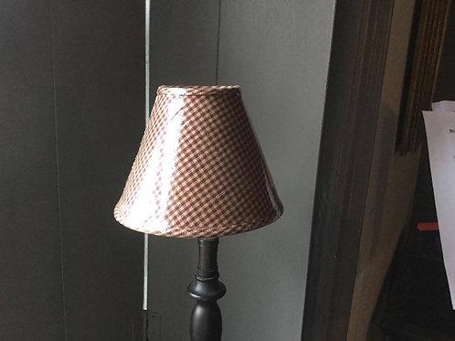Small Check Lampshade