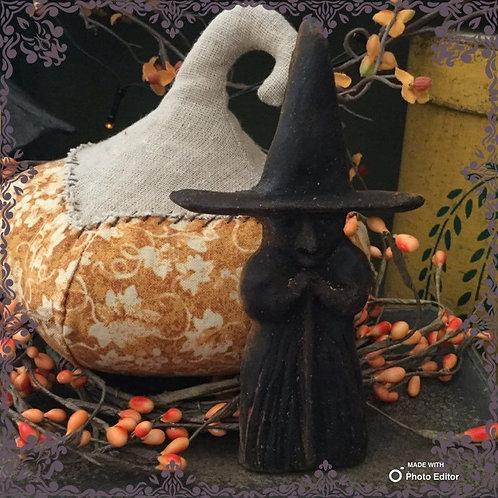Blackened Wax Witch