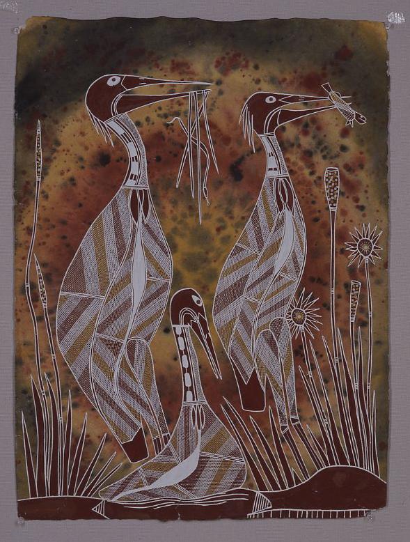 オーストラリアヅル Cranes