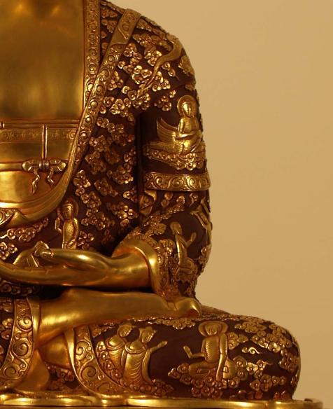 BUDDHA(life history carved)