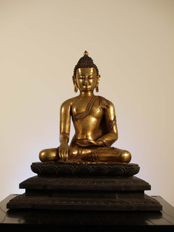 BUDDHA(with wooden base)① 44㎝