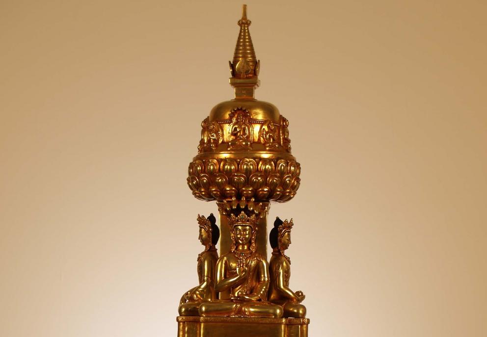 CHAITYA(Stupa)