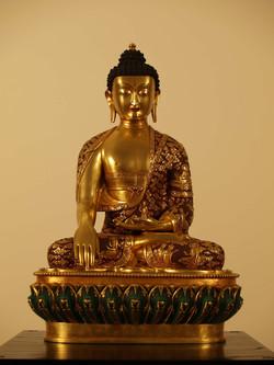 BUDDHA(life history carved) 69㎝