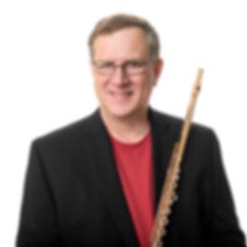 Flutist Patrick Trudell, Pat Trudell