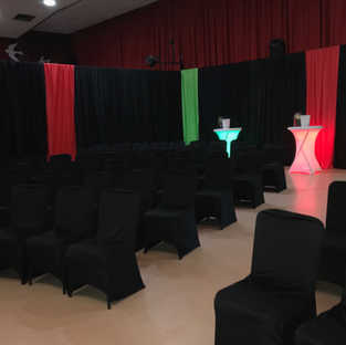 Decor and Draping