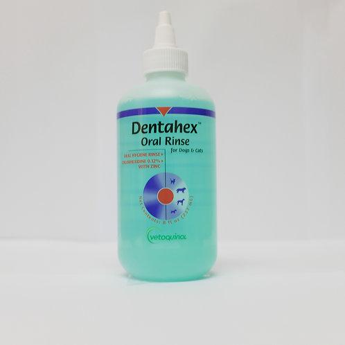 Dentex Oral Rinse 8oz