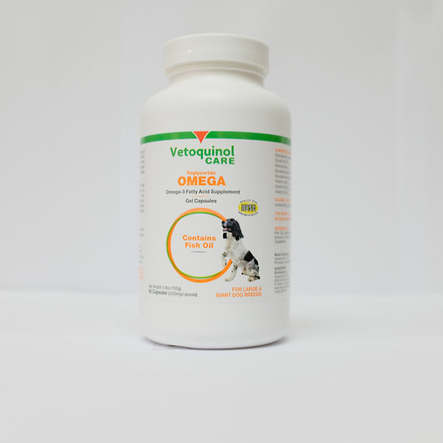 Vetoquinol Care Triglyceride Omega-3 Fatty acid