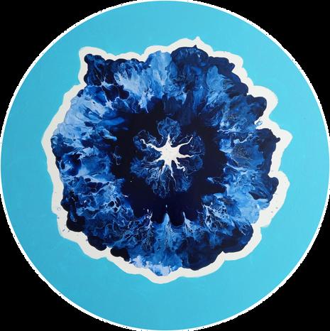 Water Blooms II: Be