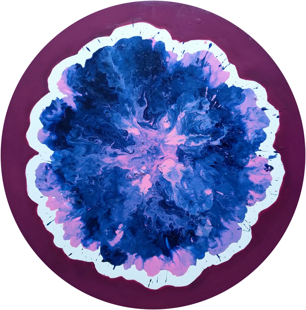 Water Blooms II: Creation