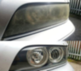 ✖Headlamp restoration✖ _Call me for a quotation _#bmw #5series #mobile #automotive #marine #aviation