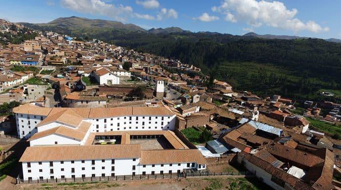 Hilton Cusco aerial.jpg