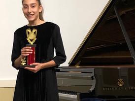 2019 MTAC Sonata Competition Award