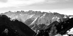 37 | Snow Capped Peaks