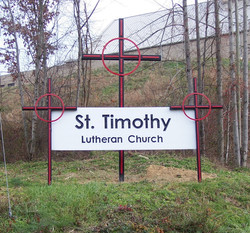 Church Crosses