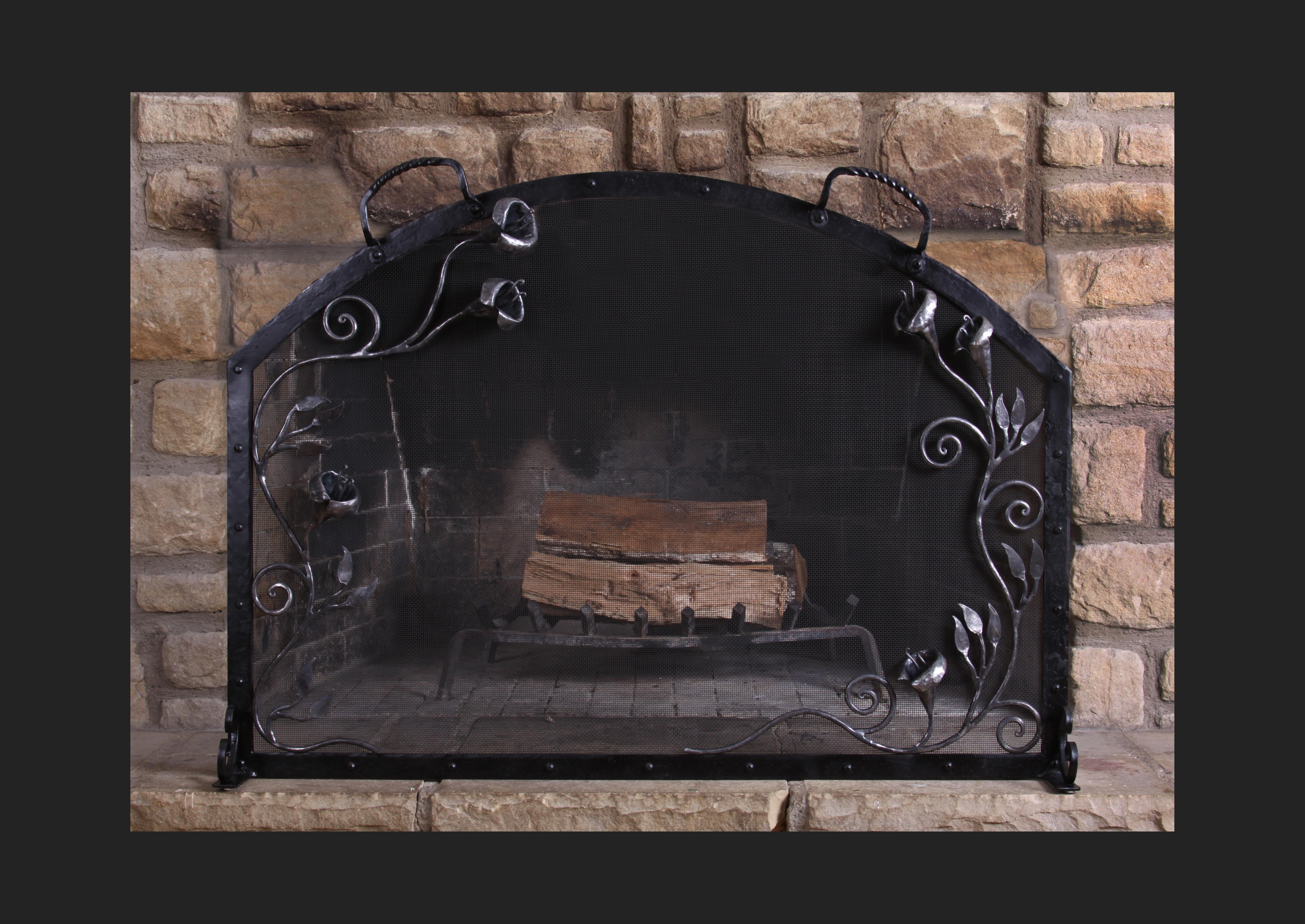 Fire Screen 14