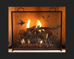 Fire Screen 10