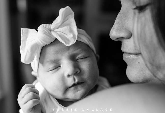 Bringing Home Baby: In Home Client Session
