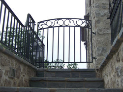 Gate 13 with fencing