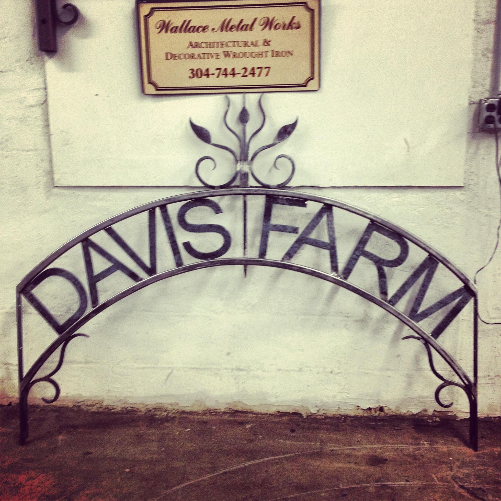 Farm Arch