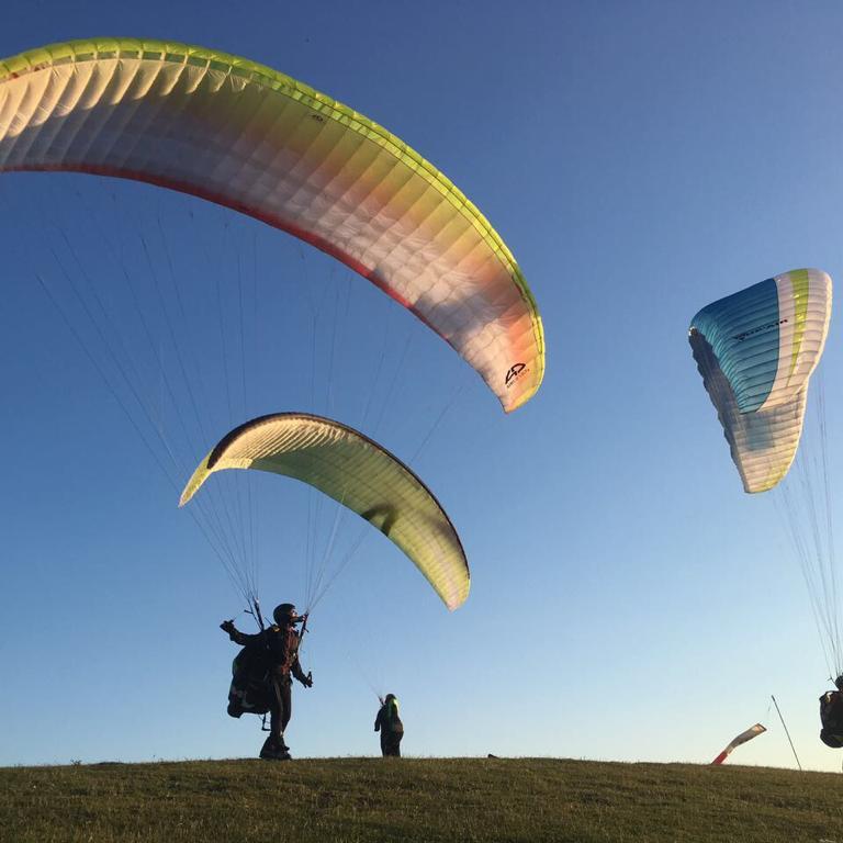2 - 17 Ekim Yamaç Paraşütü Başlangıç Eğitimi (P1-P2)
