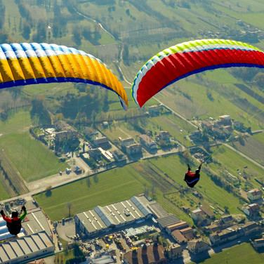 Airdesign Eazy 2 by XC Paragliding in So