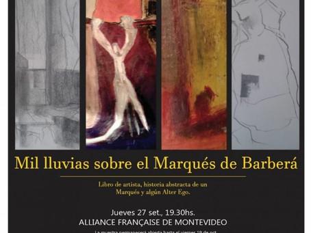 Jorge Migues expone
