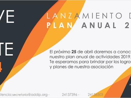 Plan Anual 2019