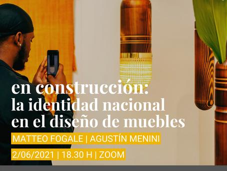 En construcción: reflexiones sobre la identidad nacional en el diseño de muebles