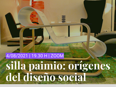 Silla Paimio: Orígenes estético-funcionales del diseño social