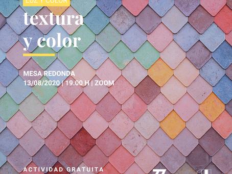 Textura y color