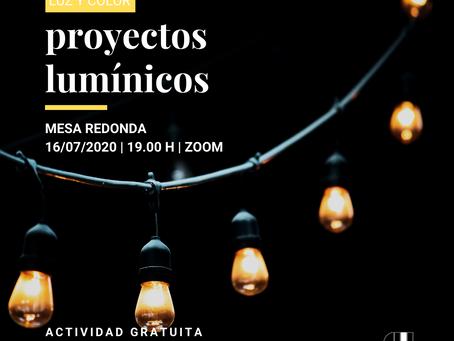 Proyectos lumínicos