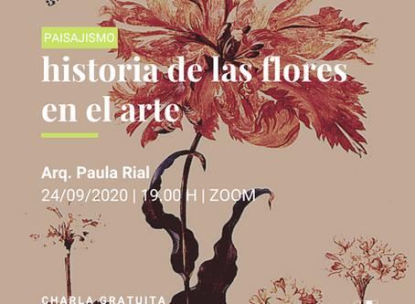 Arte y botánica: una historia de las flores en el arte