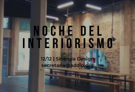 Noche del Interiorismo 2019