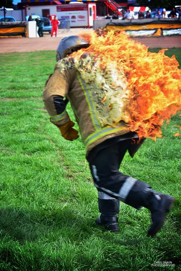 FIRE RUN MOD NATS